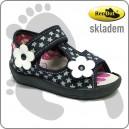 Dětské sandálky RenBut hvězdy