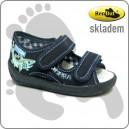Dětské sandálky RenBut žralok
