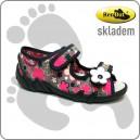 Dětské sandálky RenBut s puntíky