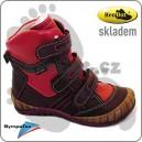 Dětské zimní boty RenBut s membránou Sympatex